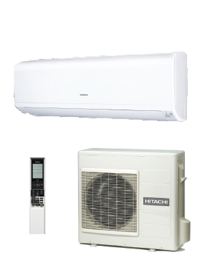 Hitachi Inverter Wall Mount Rak 35peb